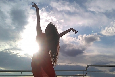 Dancing in the Silence