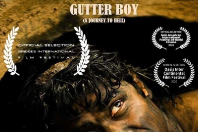 Gutter boy (a journey to Hell)